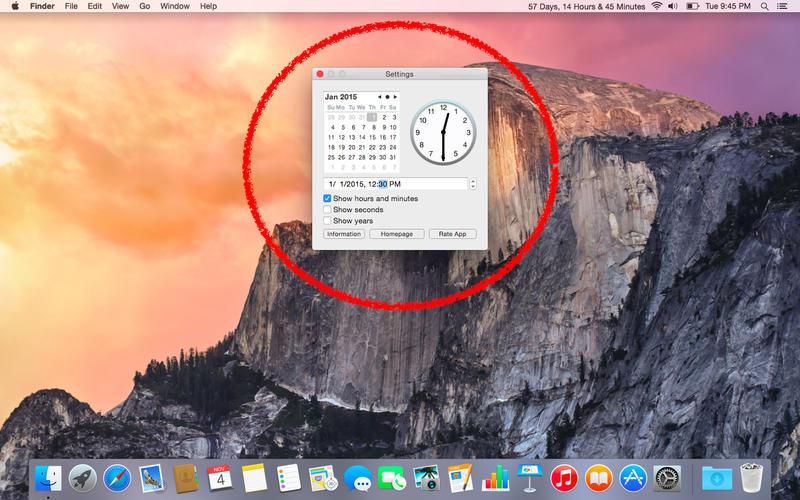 Statusbar Countdown Screenshot - 3