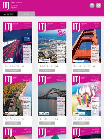 International Transport Journal HD