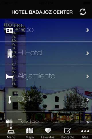 Hotel Badajoz Center. screenshot 1