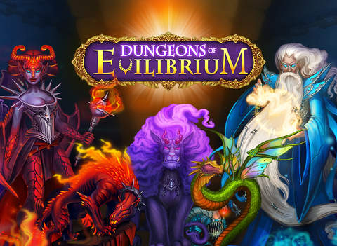 Mobile RPG Dungeons of Evilibrium gets new Heroes, Dungeons and More Image