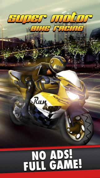 Super Motor Bike Racing - Fast Dirtbike Run Game