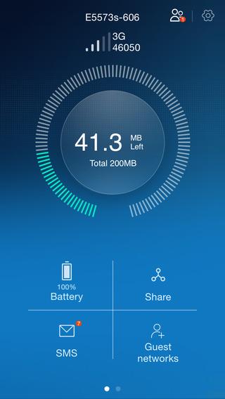 Huawei HiLink Mobile WiFi