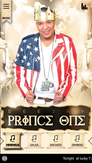 Dj Prince One