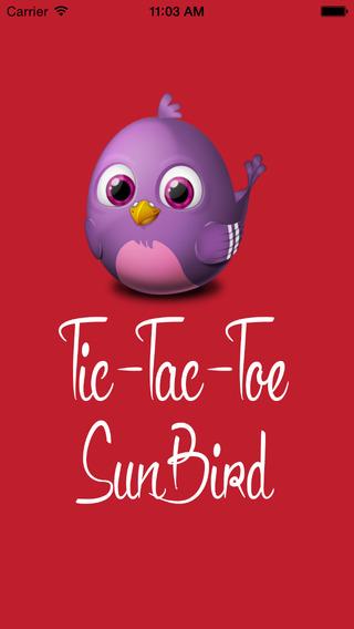 Tic Tac Toe Sun Bird