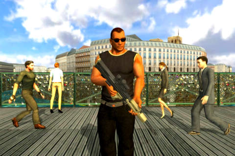 Paris : Urban War screenshot 1