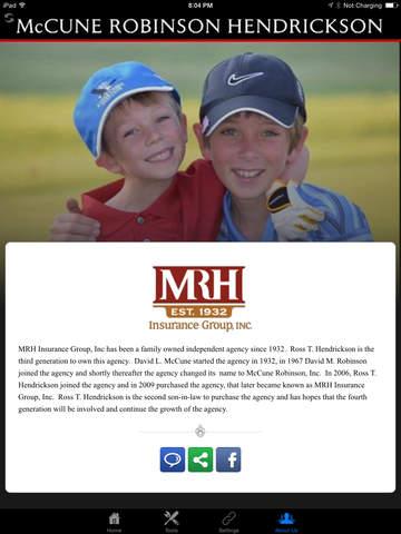 MRH Insurance Group HD