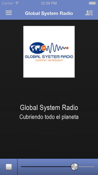 Global System Radio