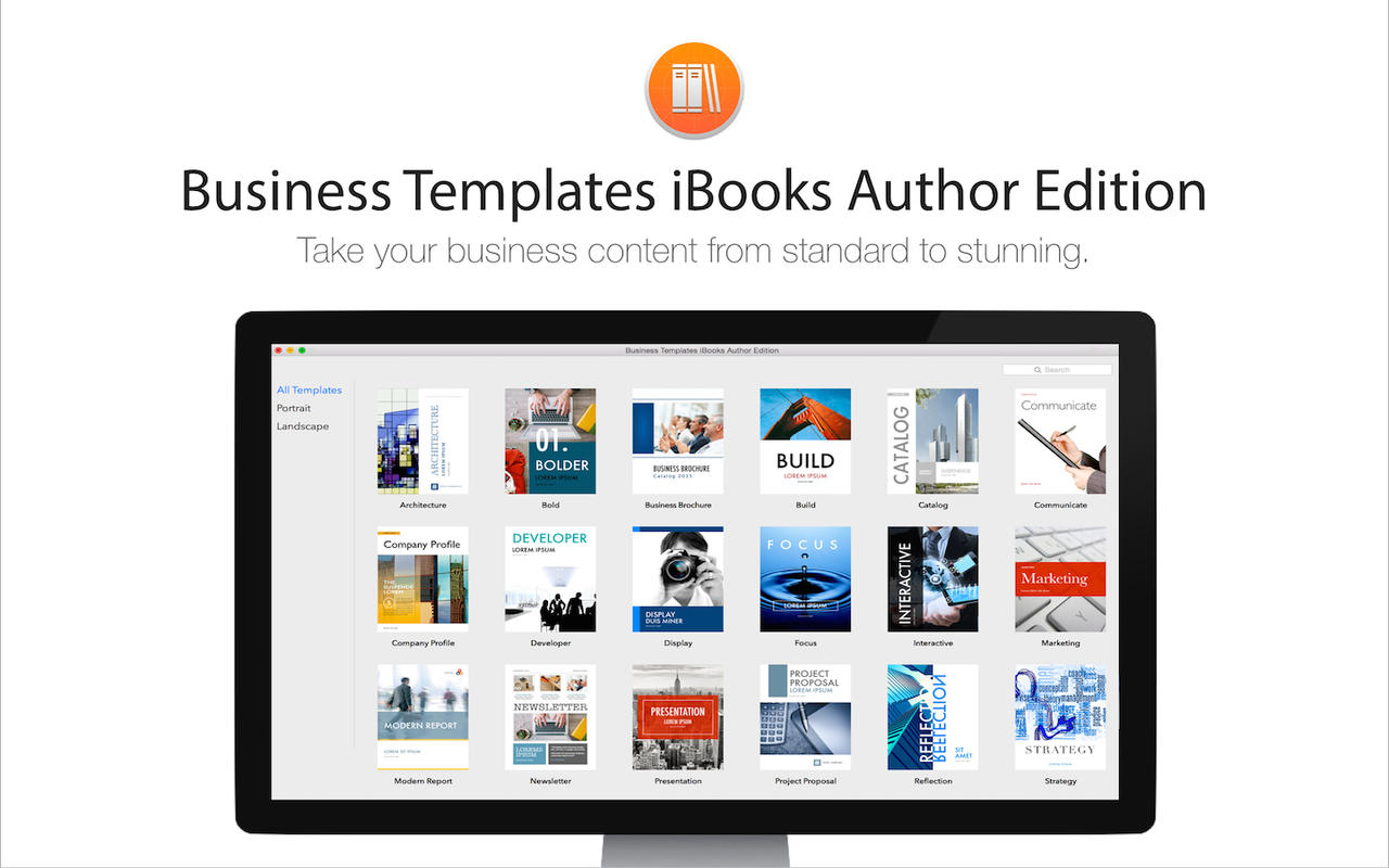 App Shopper: Business Templates iBooks Author Edition (Business)