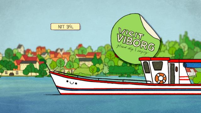 VisitViborg Margrethe Båden