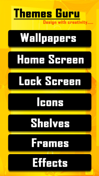 Themes Guru - Best Custom Screen Maker App
