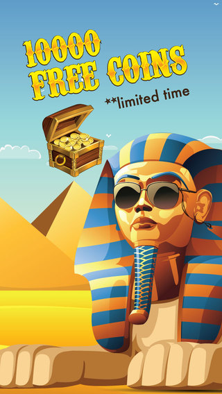 Ace Egyptian Pharaoh's Slots - Play Heroes of Egypt with Unlimited Free Spins