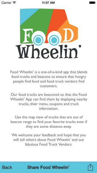 Food Wheelin'