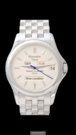 Rosmarin031 GMT Minutes repeater watch
