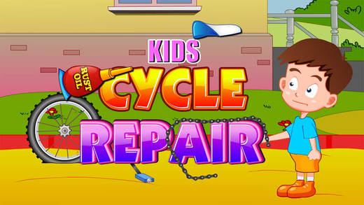 Kids Cycle Repair