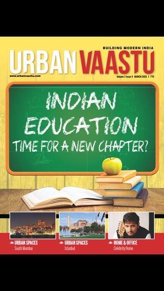 URBAN VAASTU - Building modern India