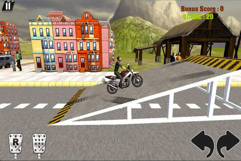 Challenge Bike Trip free screenshot 1