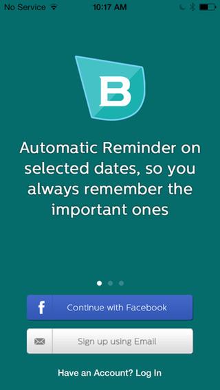 We-BDay Birthday Reminder