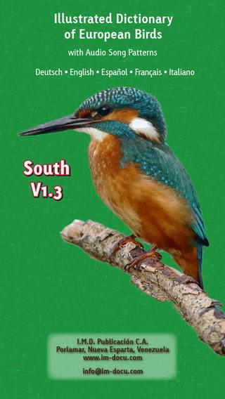 EuroBirds-South