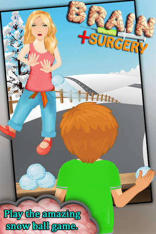 Brain Surgery Doctor - Fun Virtual Hospital Game For Little Kids & Girls screenshot 2