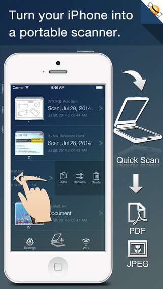 Quick Scan - Photo to PDF Document Scanner