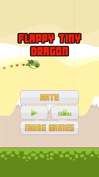 Flappy Tiny Dragon FREE