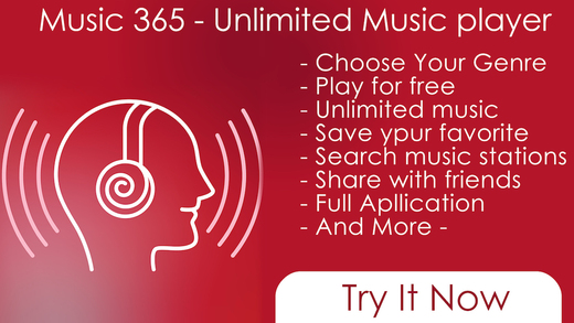 Music 365 - Stream free MP3 music songs playlists from the best internet radio stations