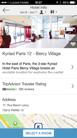 Kyriad - hotels booking