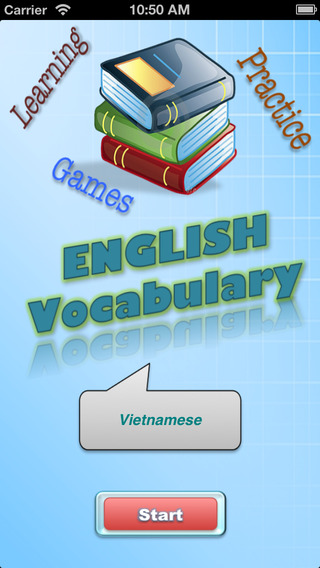 English Vocabulary Learning Practice