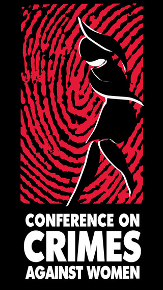 Conference on Crimes Against Women Event App