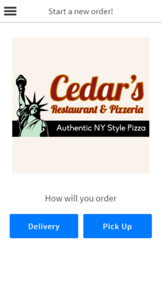 Cedar's Restaurant and Pizzeria