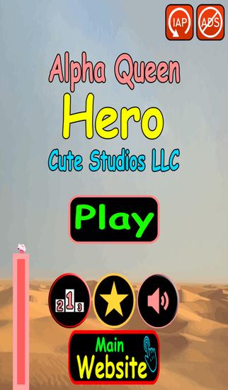 Alpha Queen Sand Dune Stick Hero