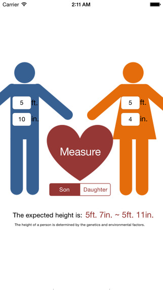 Baby Growth - Height Prediction