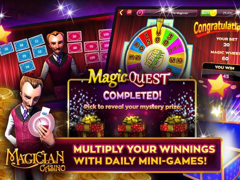 free 7 slots magic double strike ability