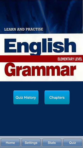 English Grammar Quiz : Elementary Level