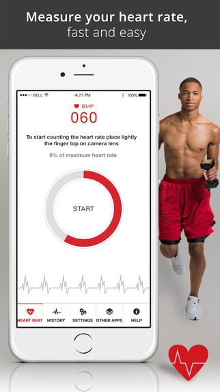 Heart Rate - Monitor Your Heartbeat