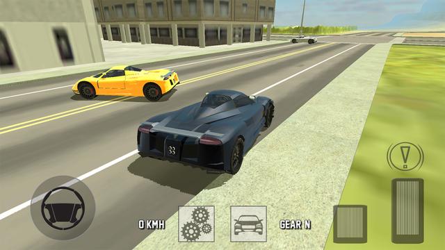 Luxury Car Driving 3D