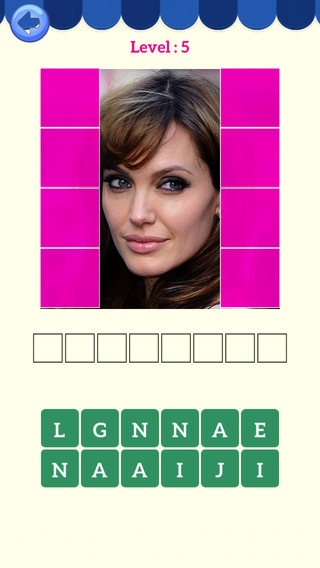 Celebrity Guess Free: Reveal Popular TV Movie Music Celebrities