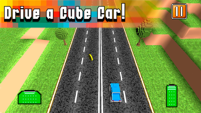 Cube Cars: Turbo Racing 3D
