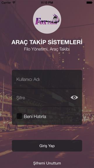 FOX Araç Takip