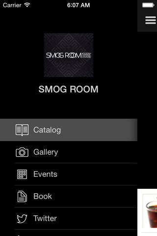 SMOG ROOM screenshot 2