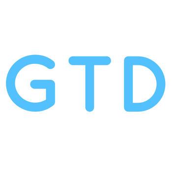 GTD中文 LOGO-APP點子