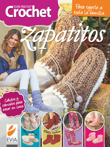 Crochet Zapatitos Familia