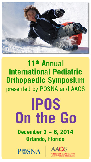 IPOS On The Go 2014 AAOS POSNA