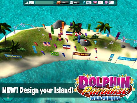 Dolphin Paradise: Wild Friends screenshot 2