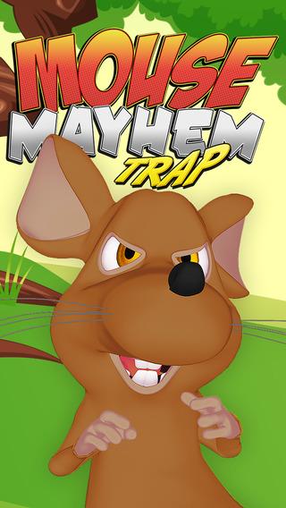 Mouse Mayhem Trap: No Escape