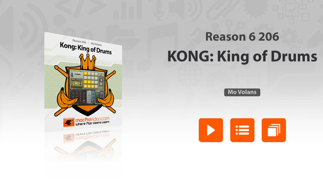 KONG - King of Drums