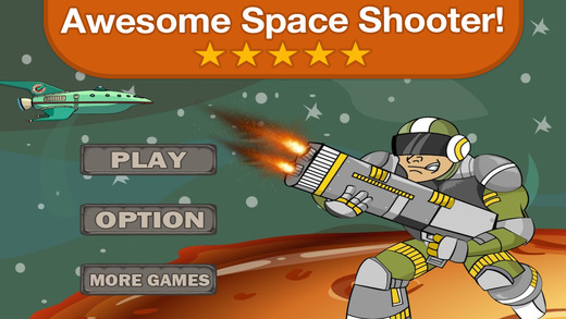 Alien Galaxy Ship Combat Wars EPIC - The Space Star Battle Shooter