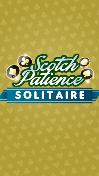 Scotch Patience Solitaire - Deluxe Card Blitz Game