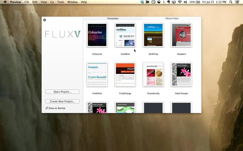 Flux Screenshot - 1