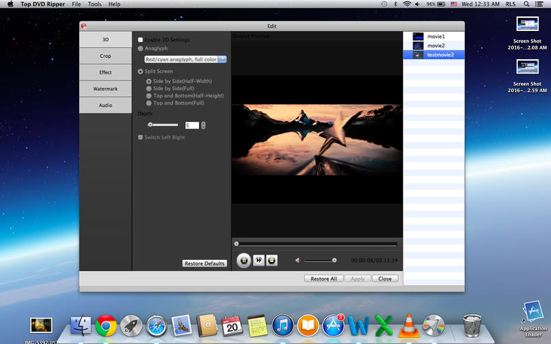 Top DVD Ripper Screenshot - 2